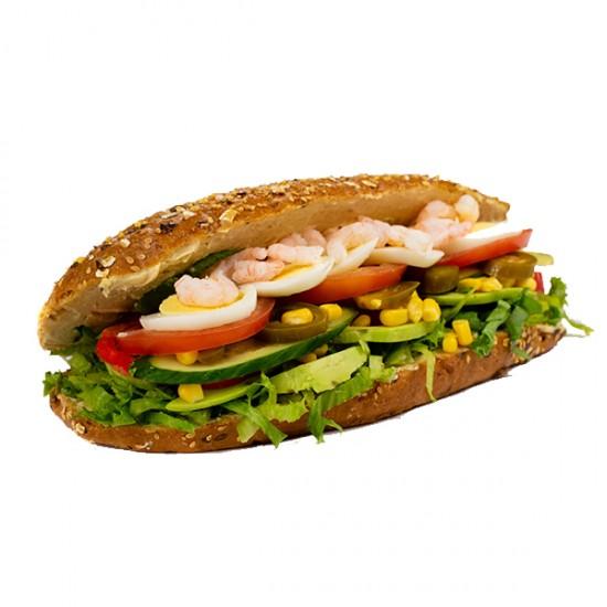 Æg & Rejer Sandwich