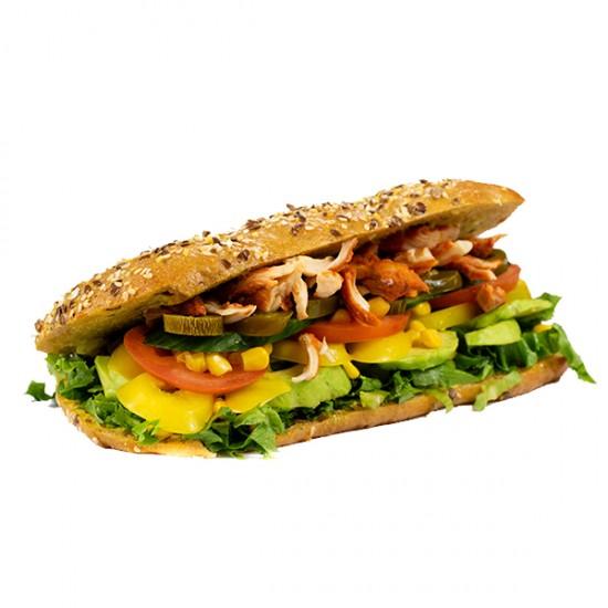 Copenhagen Sandwich