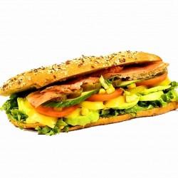 Oslo Luksus Sandwich